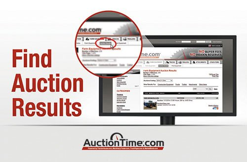 auction results